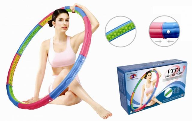 Массажный обруч ХулаХуп Health Hoop VITA PHV35000W 2.5Kg