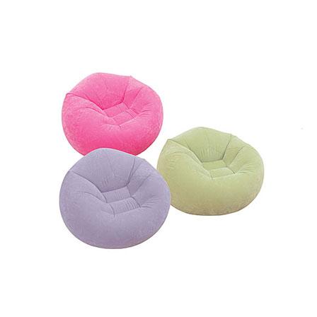 Надувное кресло Intex 68569 надувное кресло intex 68582 empire chair 112х109х69см