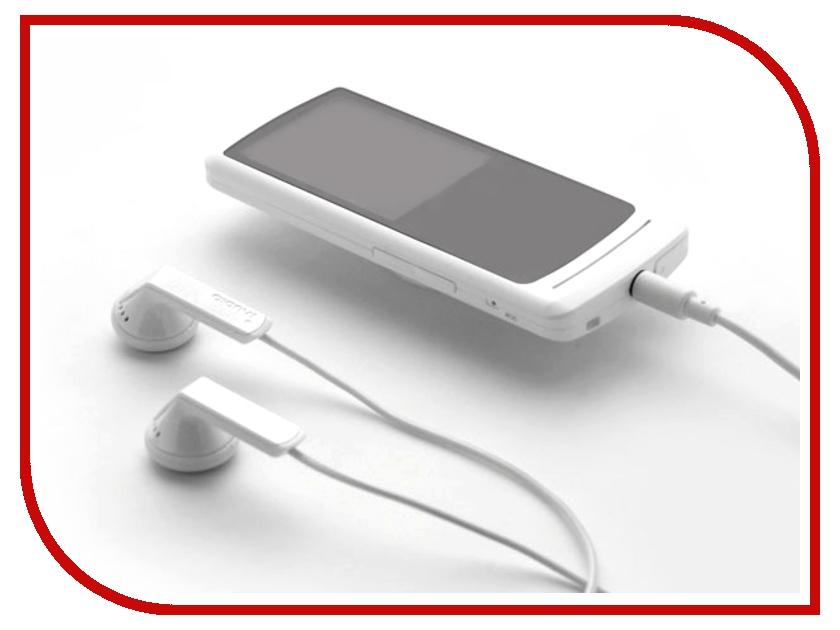 Плеер Cowon iAudio 9+ - 16Gb White<br>