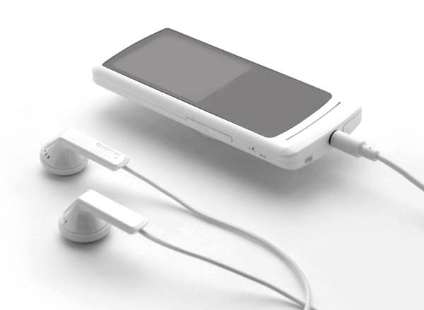 Плеер Cowon iAudio 9+ - 16Gb White