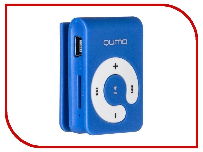 Плеер Qumo HIT Blue<br>
