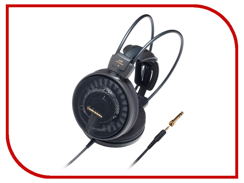 Audio-Technica ATH-AD900X audio technica ath ls50is 15119537 внутриканальные наушники red