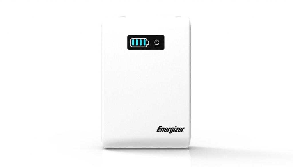 Аккумулятор Energizer XP8000A 8000 mAh White