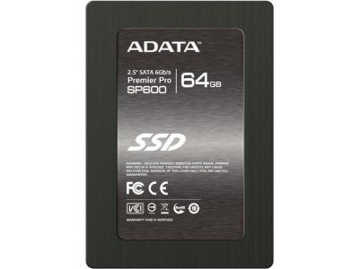 Жесткий диск 64Gb - A-Data Premier Pro SP600 ASP600S3-64GM-C цены