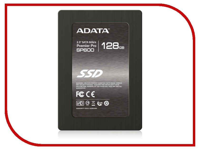 Жесткий диск 128Gb - A-Data Premier Pro SP600 ASP600S3-128GM-C
