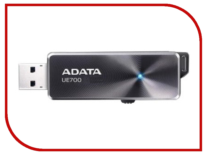 USB Flash Drive 128Gb - A-Data DashDrive Elite UE700 USB 3.0 AUE700-128G-CBK велосипед specialized sirrus elite 2015