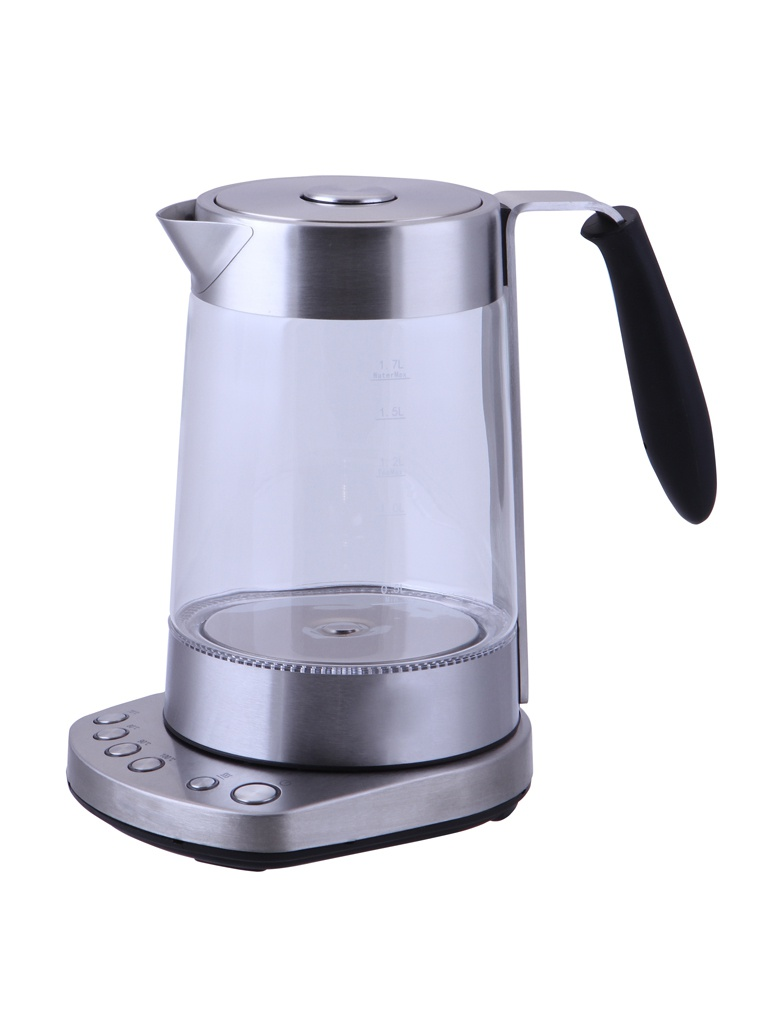 Чайник Kitfort KT-601 Metallic