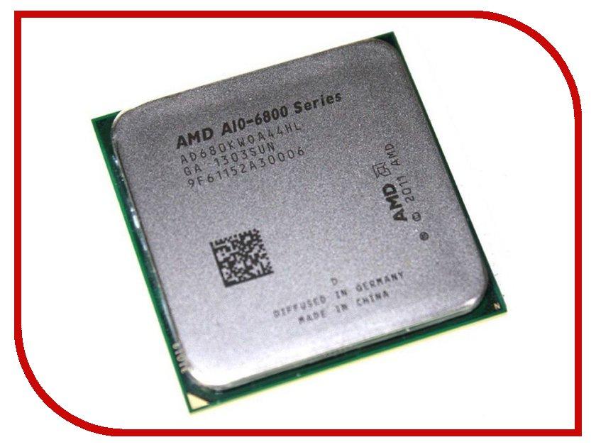 Процессор AMD X4 A8-6600K Richland (3900MHz/SocketFM2/4096Kb)<br>