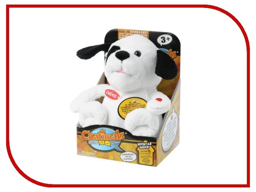 Игрушка Dragon-i Щенок Puppy Чатималс 80092G Black-White