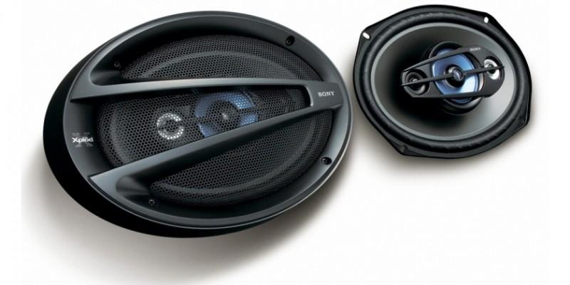 Автоакустика Sony XS-GT6940R от Pleer