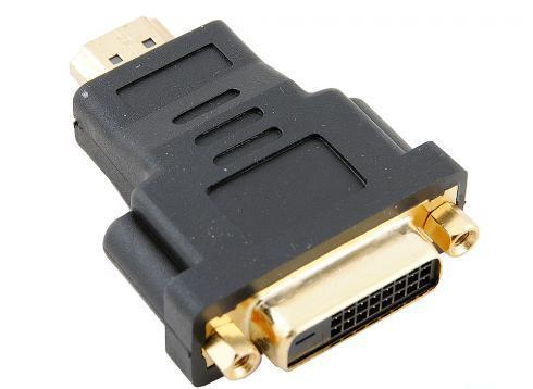 Фото - Аксессуар 5bites DVI 25F / HDMI 19M DH1807G видеокарта 6144mb gigabyte geforce gtx 1060 windforce oc pci e 192bit gddr5 dvi hdmi dp gv n1060wf2oc 6gd retail