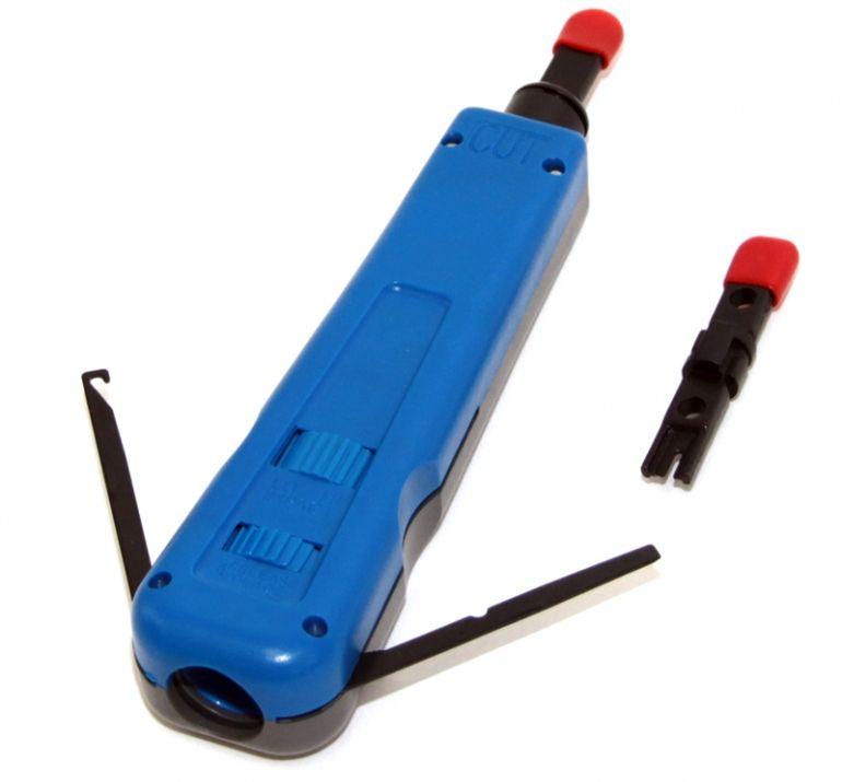 Инструмент 5bites LY-T3141 для заделки контактов Krone / 110