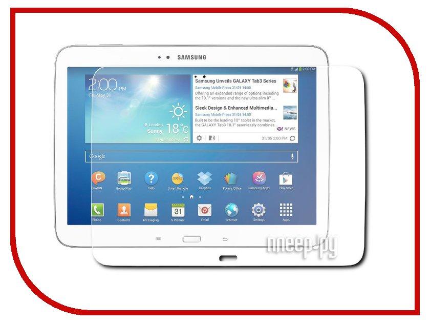 Аксессуар Защитная пленка Samsung Galaxy Tab 3-10.1 LuxCase антибликовая 80595<br>