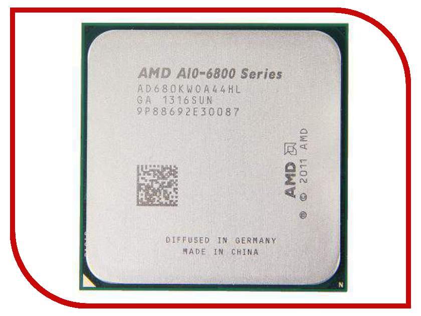 ��������� AMD X4 A10-6800K Richland OEM (4100MHz/SocketFM2/4096Kb)