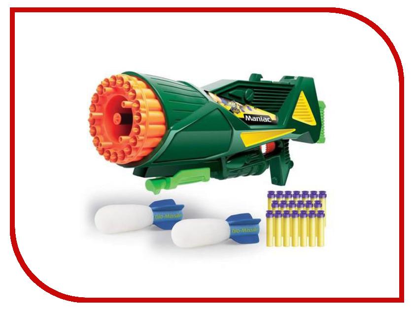 Игрушка Buzz Bee Toys Пулемет с ракетой 68243<br>
