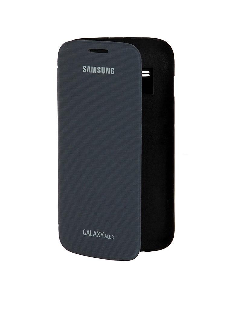 Аксессуар Чехол Samsung Galaxy Ace 3 S7270 EF-FS727BBEGRU Black от Pleer