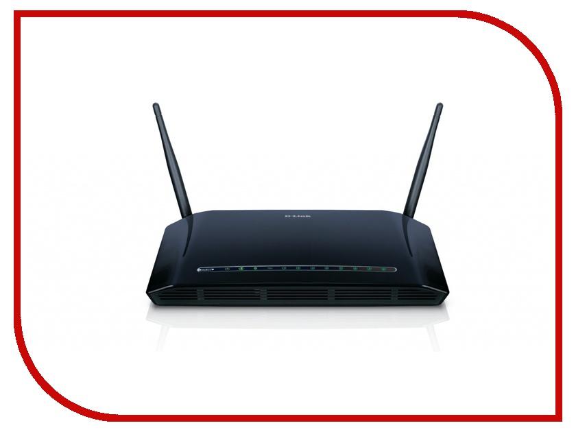 Wi-Fi роутер D-Link DIR-632/A1A