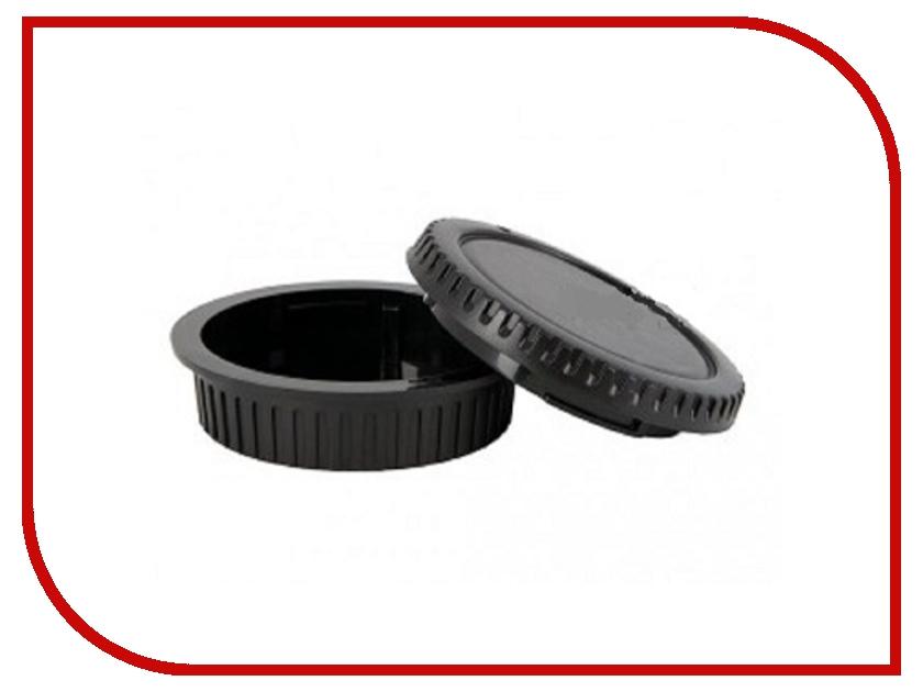 Аксессуар Комплект крышек Dicom for Canon RBC EOS переходное кольцо dicom nikon canon eos