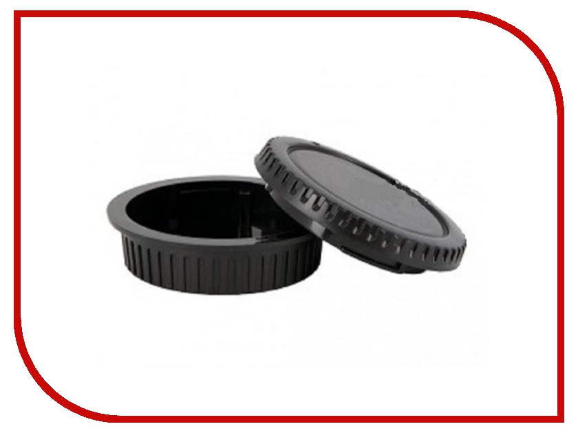 Аксессуар Комплект крышек Dicom for Sony Nex pk nex pentax pk lens to nex f3 nex 5n 5r nex7 mount adapter ring black
