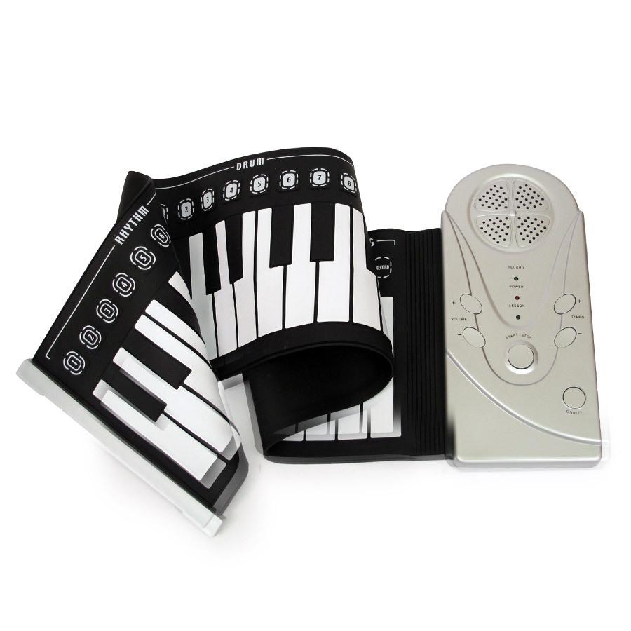 Детский музыкальный инструмент Пианино гибкое Bradex Симфония DE 0022