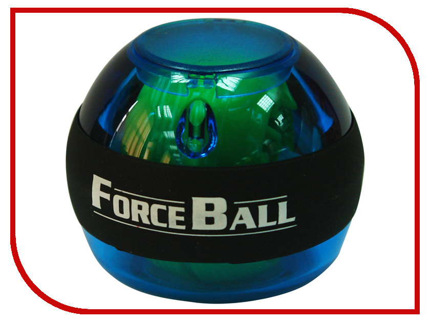 Тренажер кистевой Forceball Neon Blue LS3320 L Blue<br>