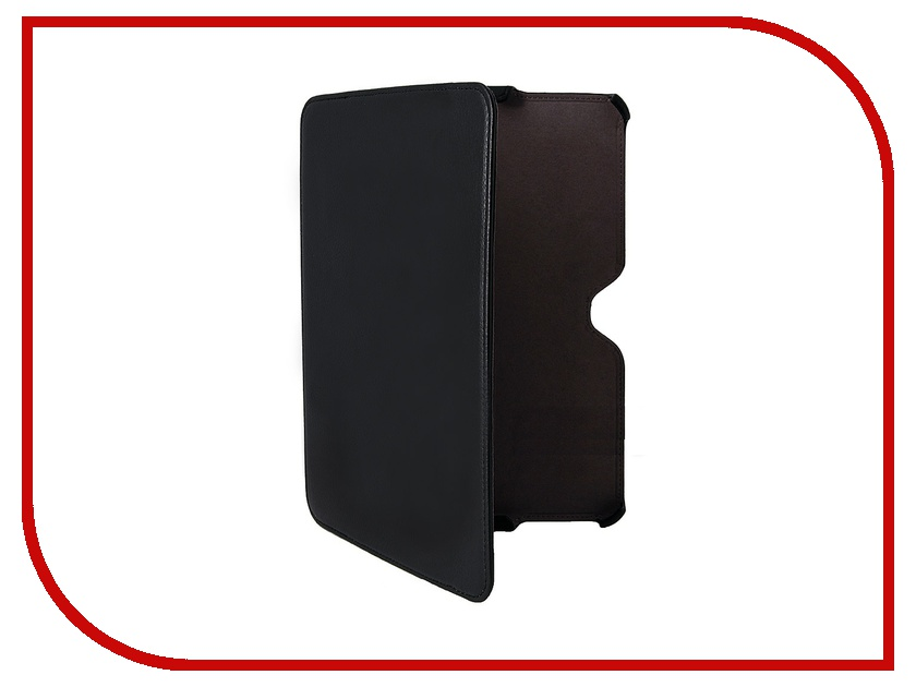 Аксессуар Чехол Samsung Galaxy Tab 3 10.1 Redberry кожаный Black