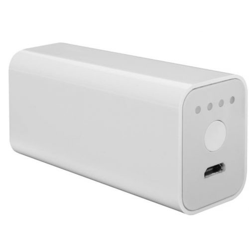 Аккумулятор Powerocks Stone MFI ST-PR-0A 2600mAh для iPhone / iPod White