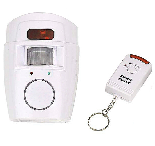 Аксессуар Сигнализация беспроводная Bradex Intruder Alarm TD 0215 / YL-105 White kendrick lamar kendrick lamar to pimp a butterfly 2 lp