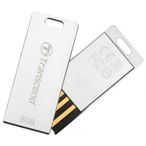 USB Flash Drive 8Gb - Transcend FlashDrive JetFlash T3S TS8GJFT3S<br>