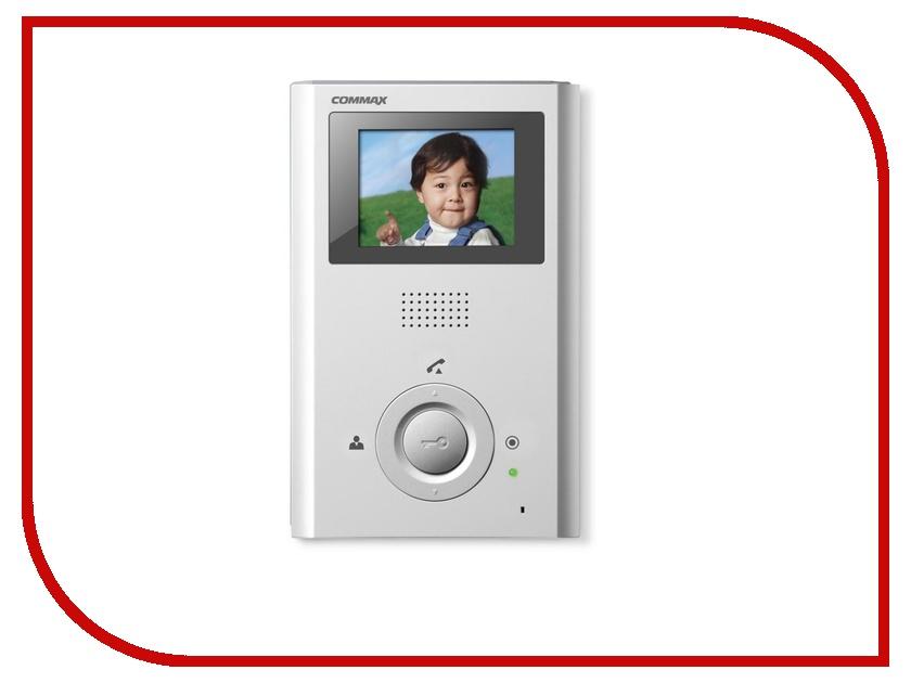 Видеодомофон Commax CDV-35H White<br>