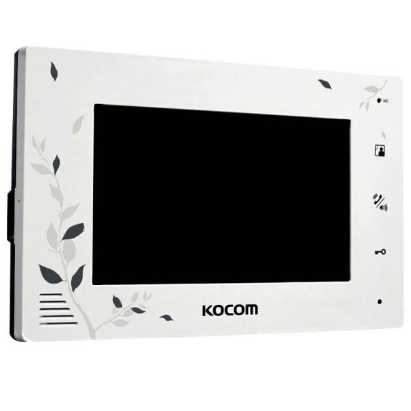 Видеодомофон Kocom KCV-A374LE White<br>