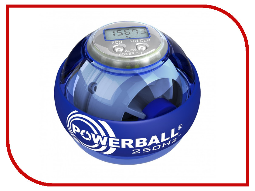 Тренажер кистевой Powerball 250 Hz Pro Blue<br>