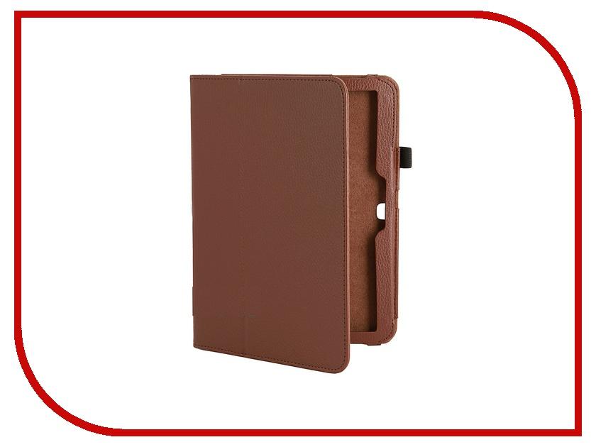 Аксессуар Чехол Galaxy Tab 3 10.0 T5200/T5210 Palmexx Smartslim Brown PX/STC SAM Tab3 T5200 BRO<br>