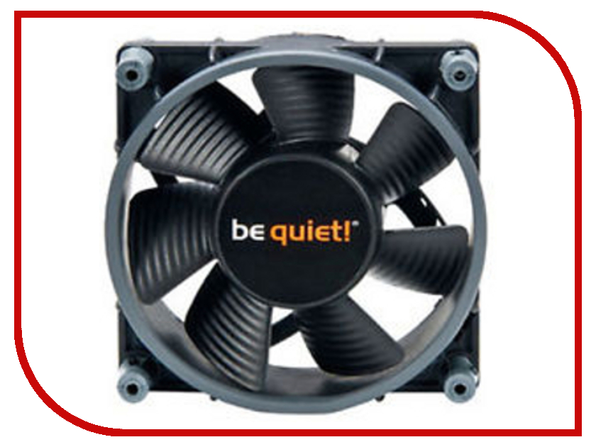 Вентилятор Be Quiet Silent Wings 2 BL028 80mm