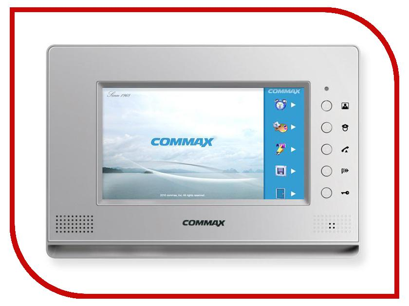 Фото Видеодомофон Commax CDV-71AM Silver. Купить в РФ