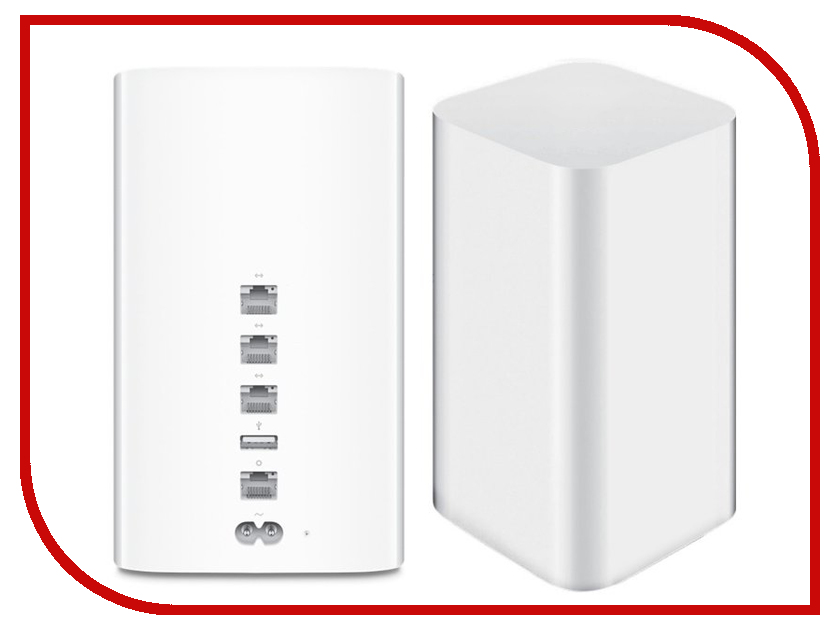 Wi-Fi роутер Apple Airport Extreme ME918ZM/A 106230