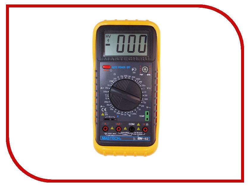 Мультиметр Mastech MY62 мультиметр mastech ms8239c