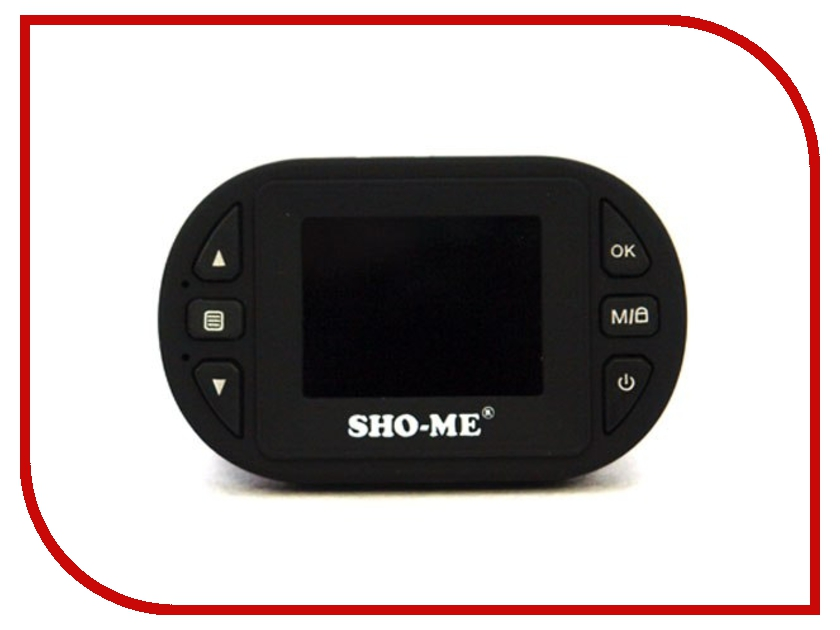 Фото Видеорегистратор Sho-Me HD34-LCD