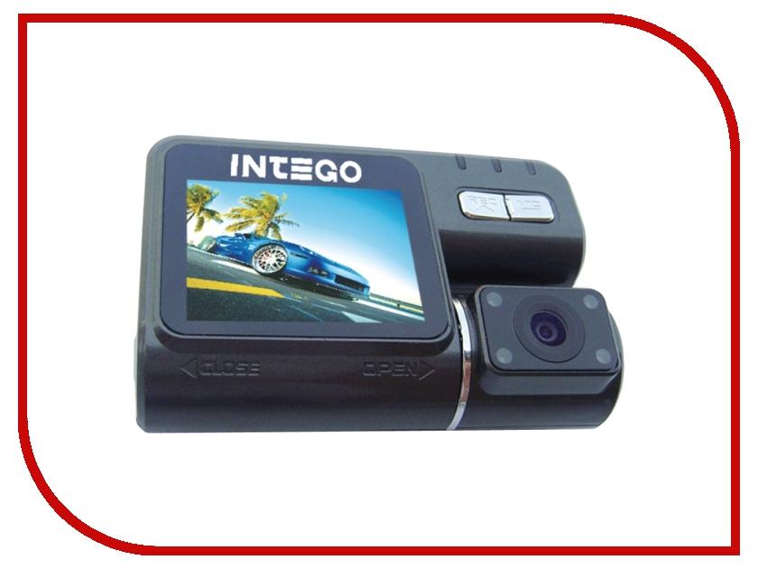 Видеорегистратор Intego VX-305DUAL intego fm 106a
