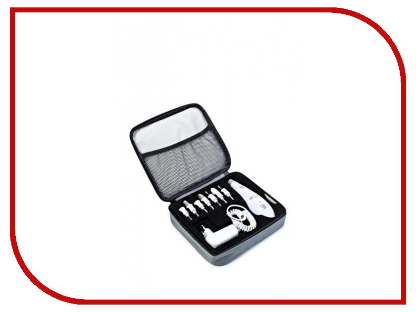 Маникюрно-педикюрный набор Gezatone 136D 126d набор для педикюра gezatone gezatone маникюр и педикюр