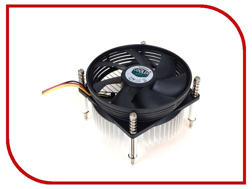 Кулер Cooler Master DP6-9GDSB-R2-GP (Intel LGA1150/LGA1155/LGA1156) direct heated stencils lga1155 cpu stencil template