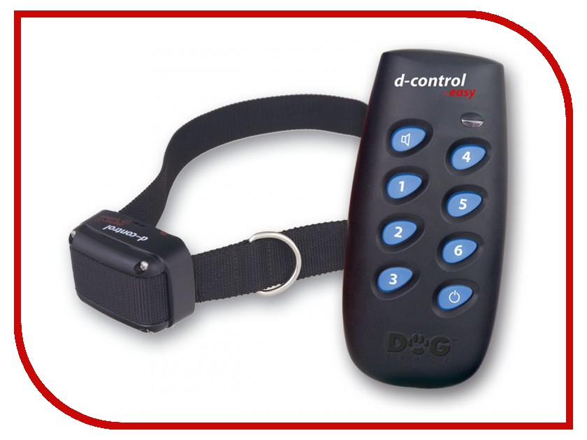 Ошейник DogTrace D-Control Easy