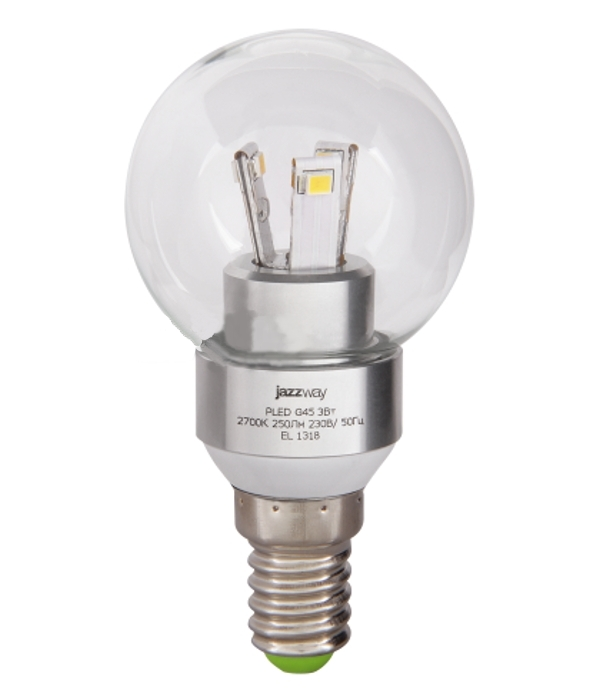 Лампочка Gauss LED Filament A60 E27 6W 4100К 102802206