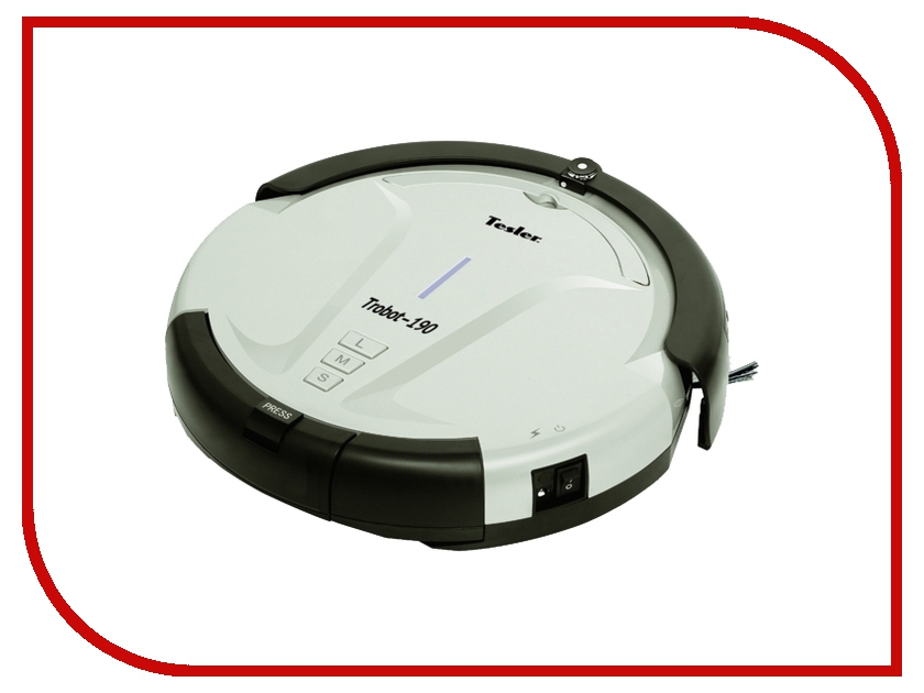 Пылесос-робот Tesler Trobot-190