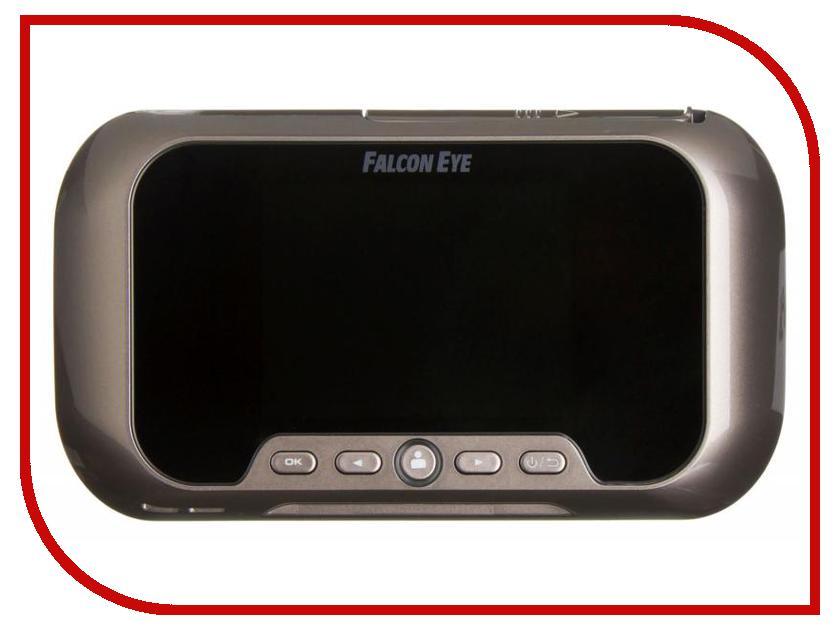 Видеоглазок Falcon Eye FE-VE02 Bronze