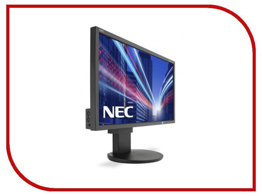 Монитор NEC MultiSync EA234WMi Black nec p401w