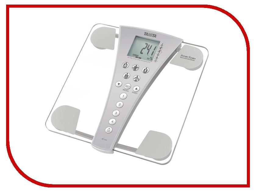 все цены на Весы напольные Tanita BC-543 онлайн