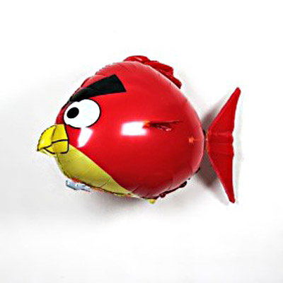 Игрушка Летающая птица GlobusToy Air Flight Bird Angry Birds GT-022 подушка игрушка декоративная angry birds red bird