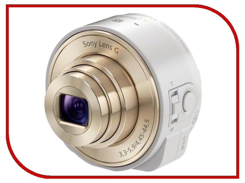 Смартограф Sony DSC-QX10 Cyber-Shot White