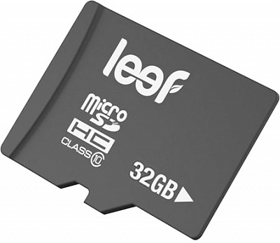 Карта памяти 32Gb - Leef Micro Secure Digital HC Class 10 LFMSD-03210R